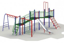 Large Play Equipment - Playpark